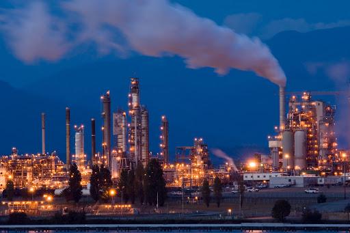 Требования промышленной безопасности в химической, нефтехимической и нефтеперерабатывающей промышленности