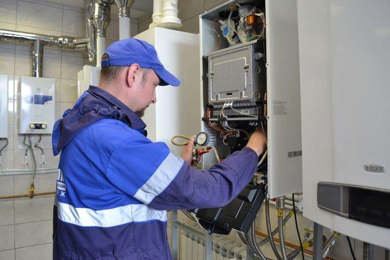 Слесарь по ремонту и обслуживанию газового оборудования